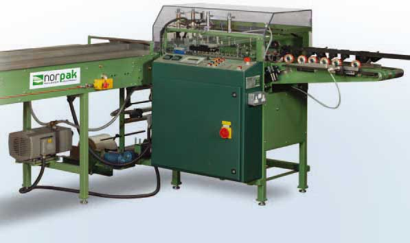 Polywrapping machine
